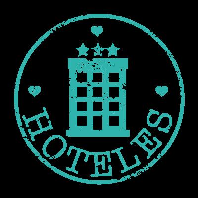 Icono hoteles Booking