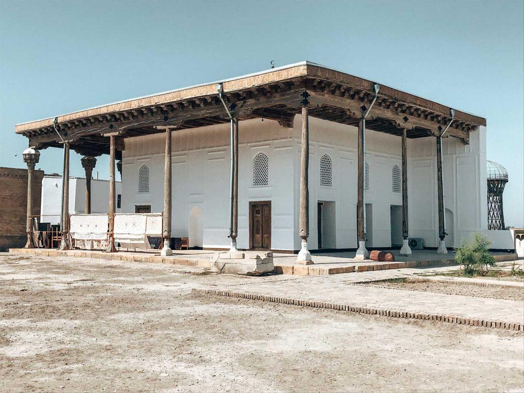 Muralla Ark Bujara interior