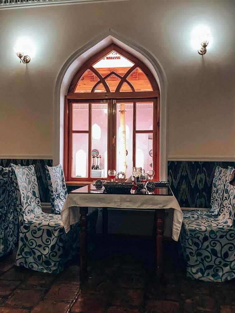 Restaurante Chayxana Chinar