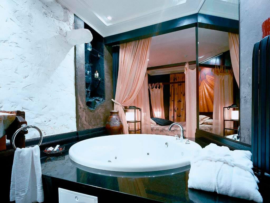Habotacion hotel camino real de selores