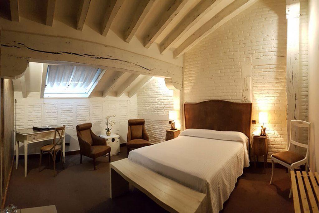 Habitacion Hotel Casa del marques
