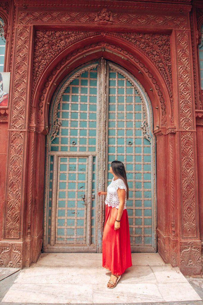 Puerta Haveli Bikaner
