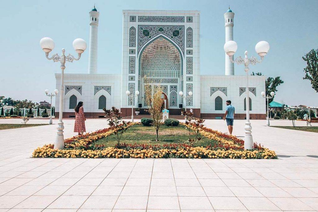 Mezquita Minor Tashkent