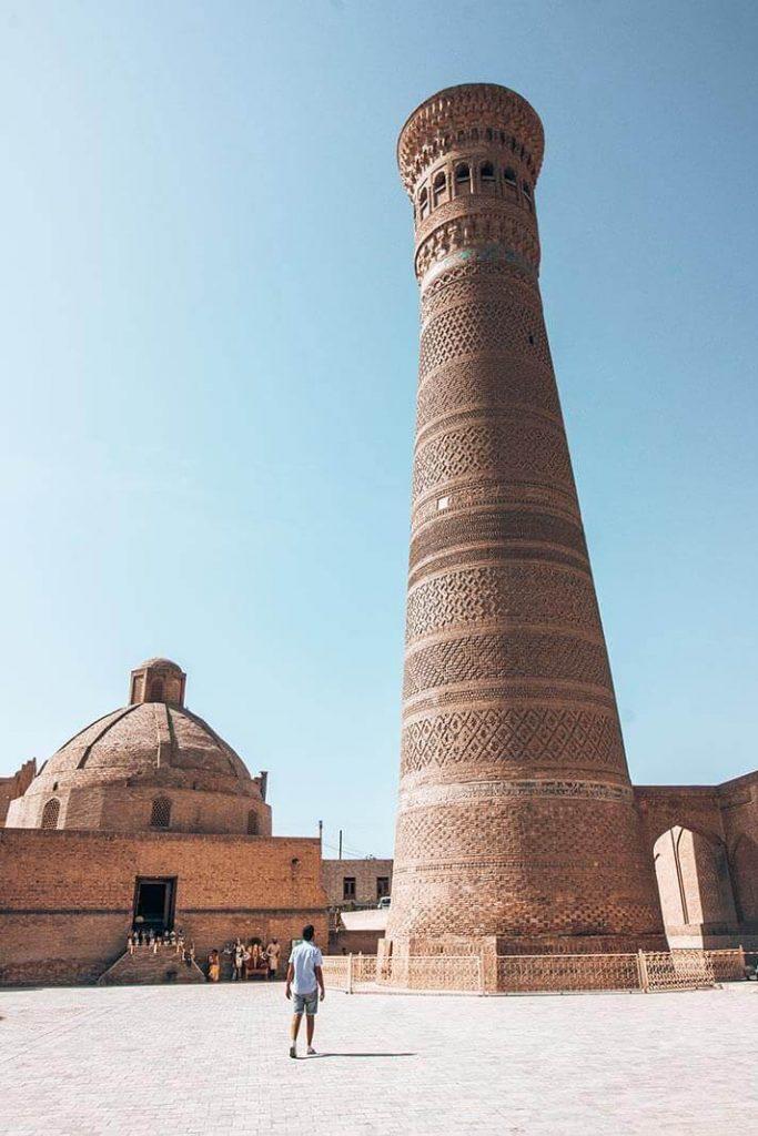 Minarete Kalon Bujara