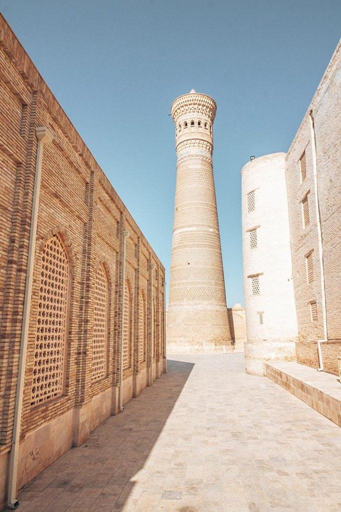 Minarete Kalyan Bujara