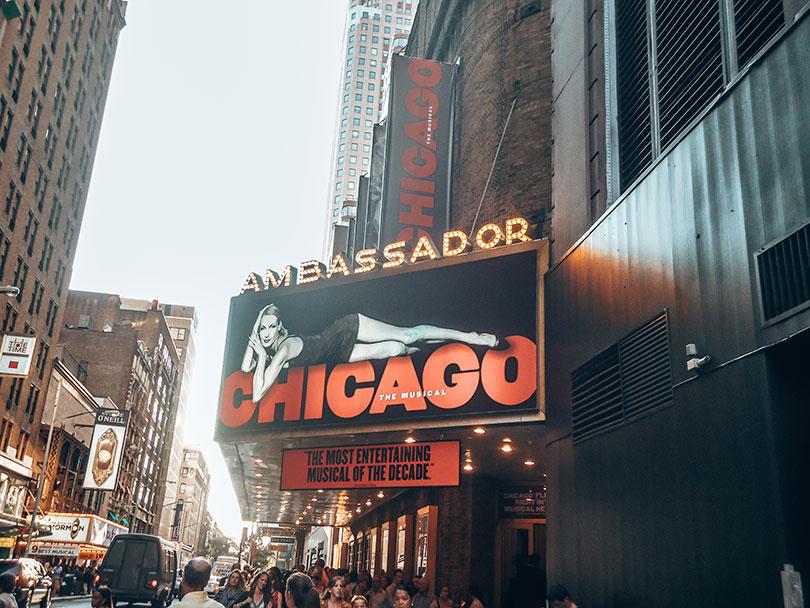 Musical Broadway Nueva York