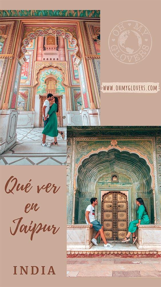 Qué ver en Jaipur