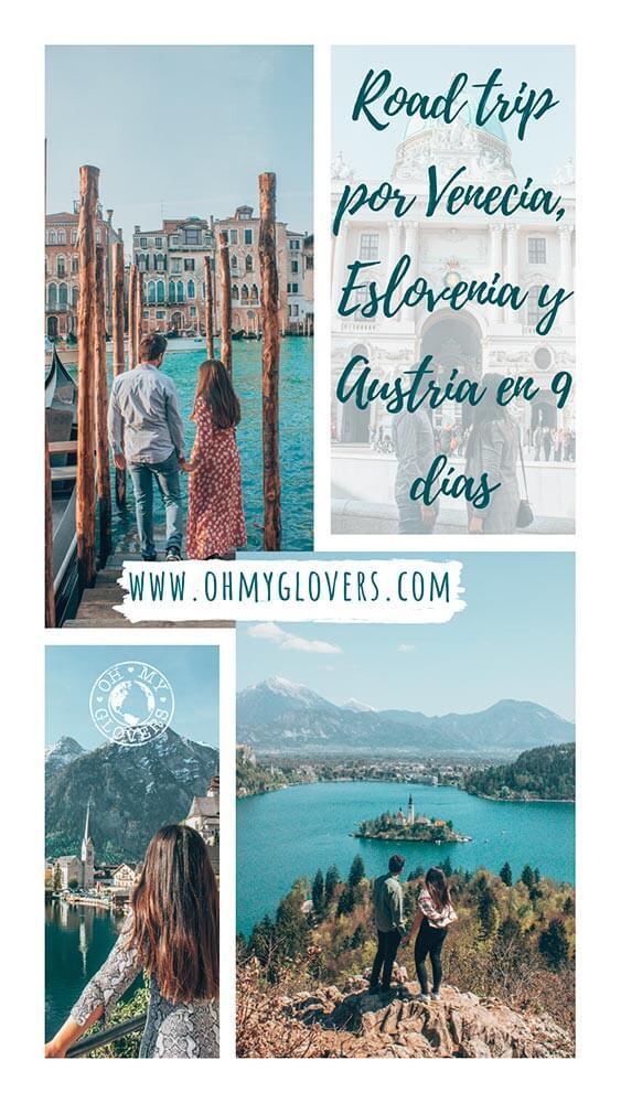 Road trip por Venecia, Eslovenia y Austria en 9 días
