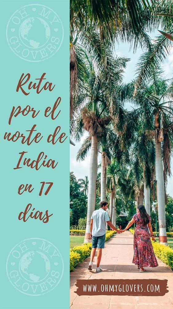 Ruta por el norte de India en 17 días