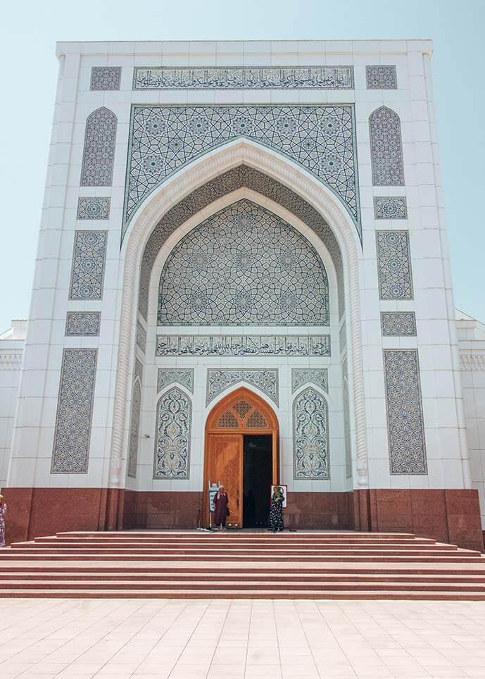 Tashkent mezquita