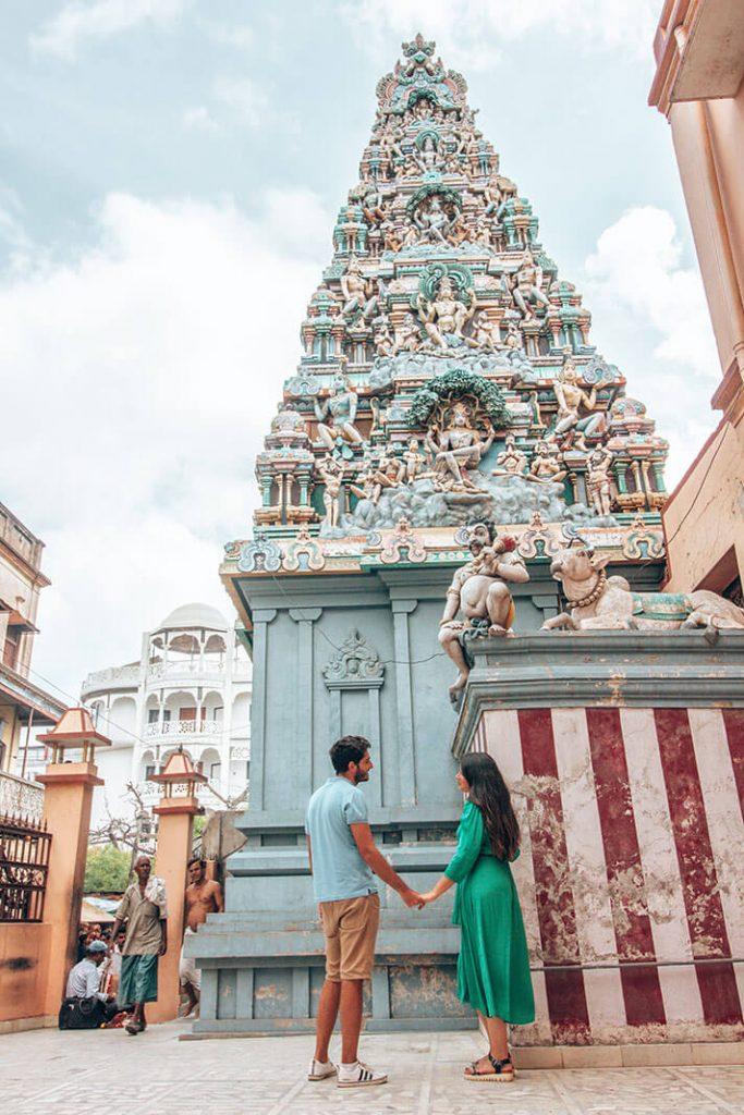 Templo hindu Varanasi