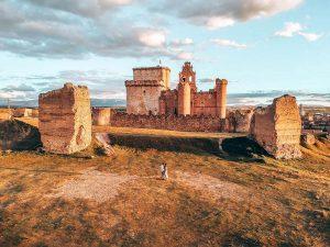 Turegano castillo segovia