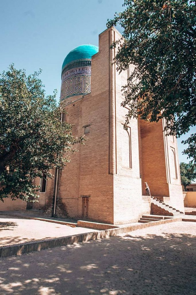 Bibi Khanym Samarcanda mezquita