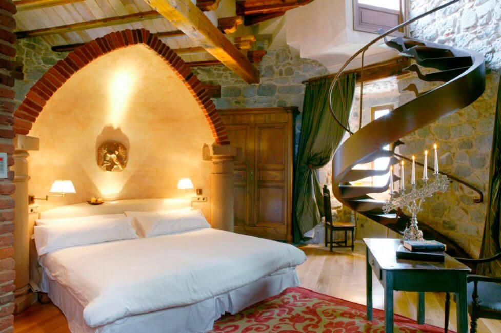 Castillo arteaga suite napoleon