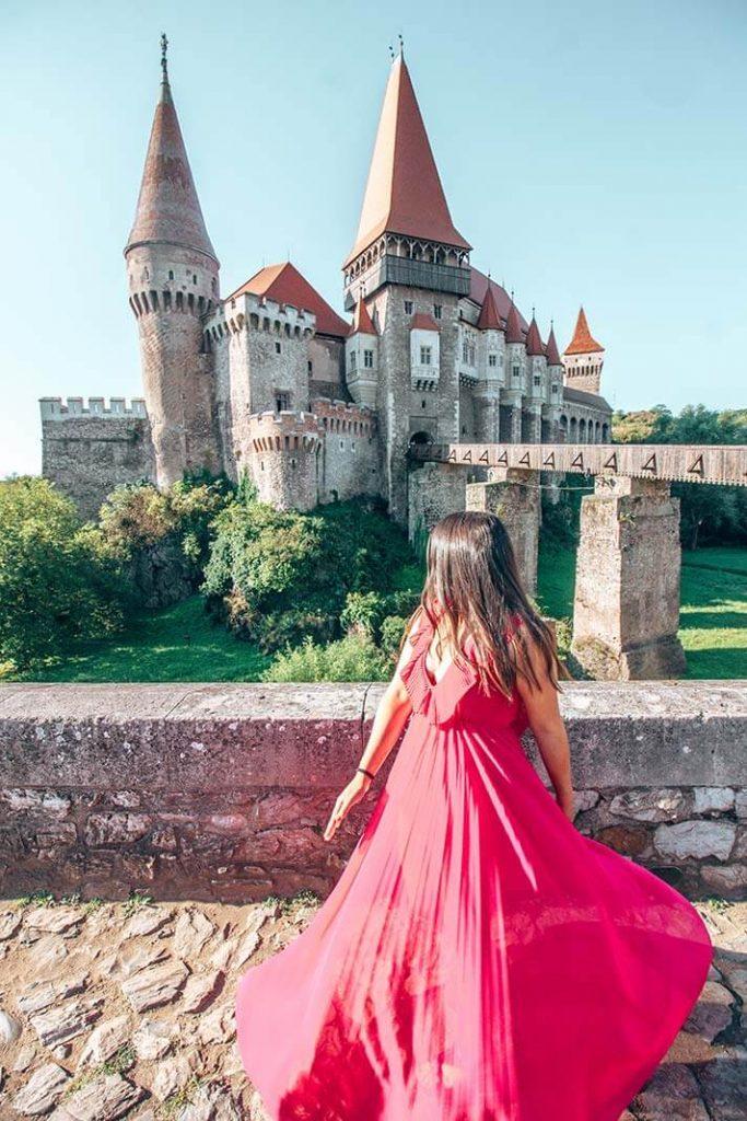Castillo Hunyad Rumania