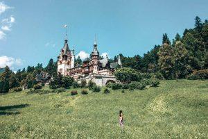 Castillo peles Sinaia Bucarest