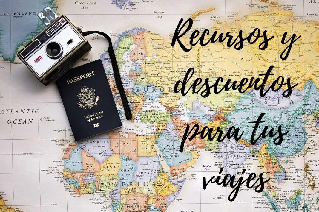 Descuentos recursos viaje