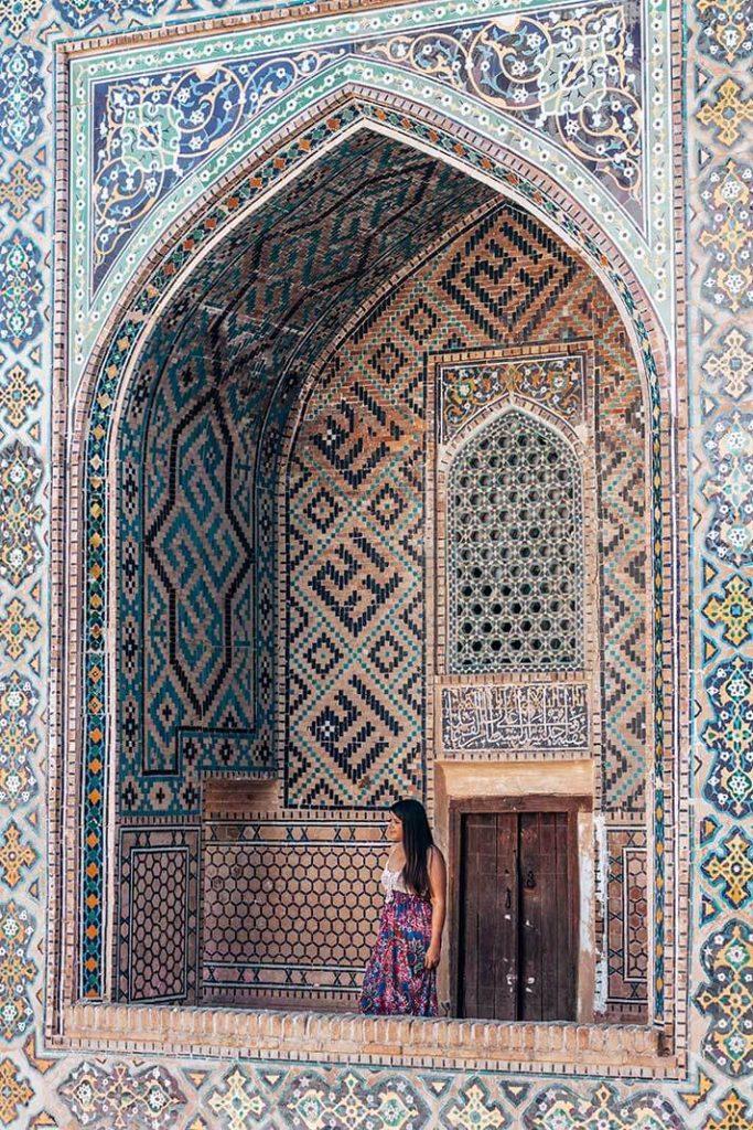 Habitaciones madrasa Registan