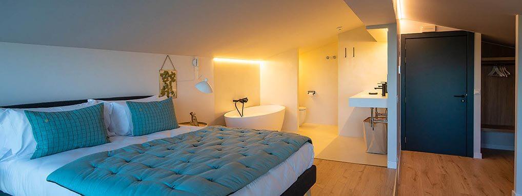 Hotel con encanto ixua Pais Vasco