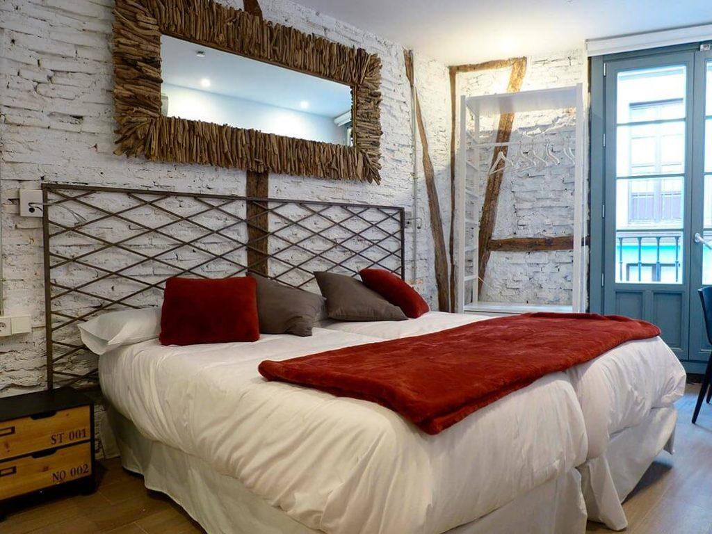 Hotel luxury lo Bilbao