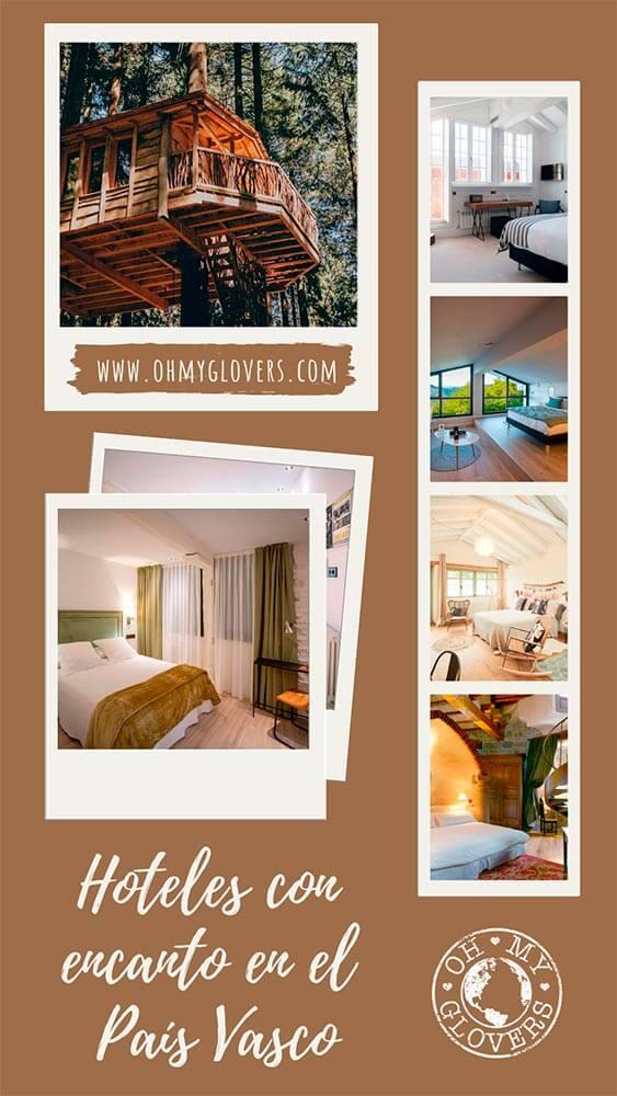 Hoteles con encanto en el País Vasco