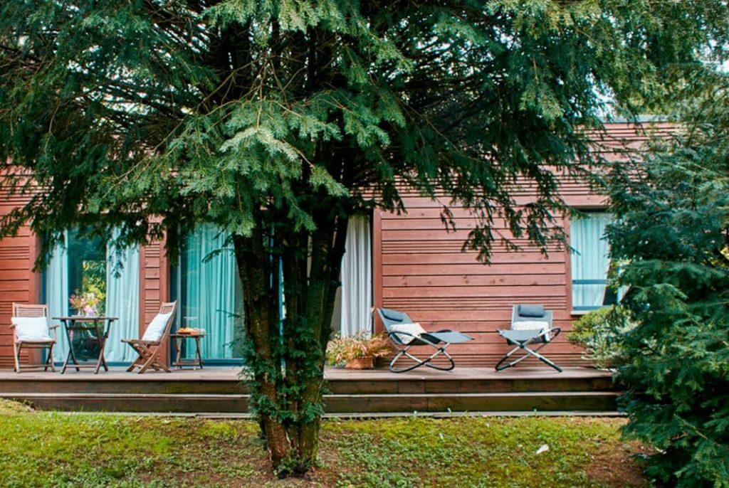 Jardin de Carrejo hotel Cantabria