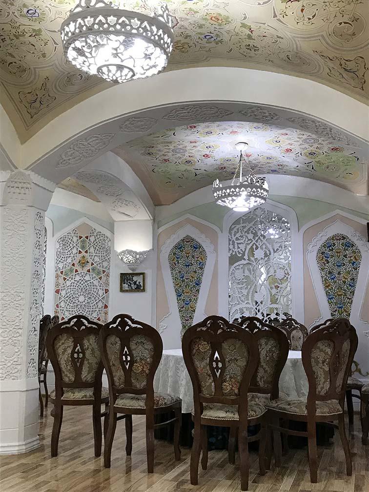 Labi Hobuz Restaurant Bujará