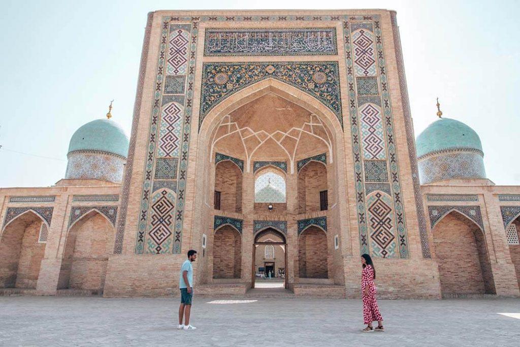 Madrasa Hazrat Imam Tashkent