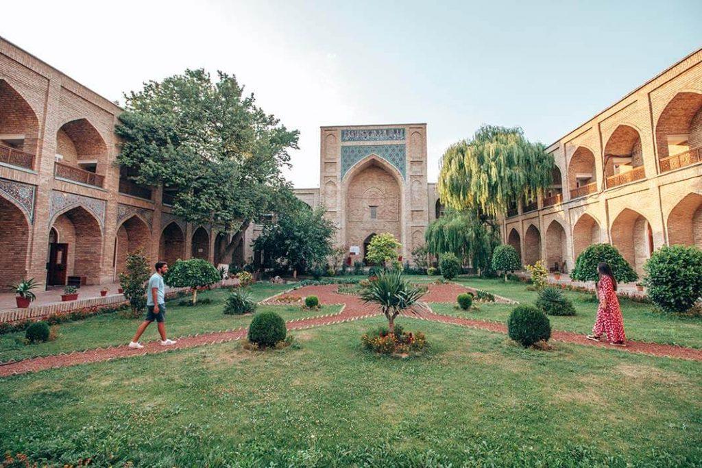 Madrasa Kolkadosh en Tashkent