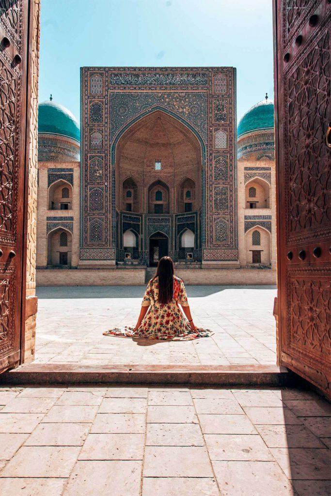 Madrasa Mir i Arab Bujara