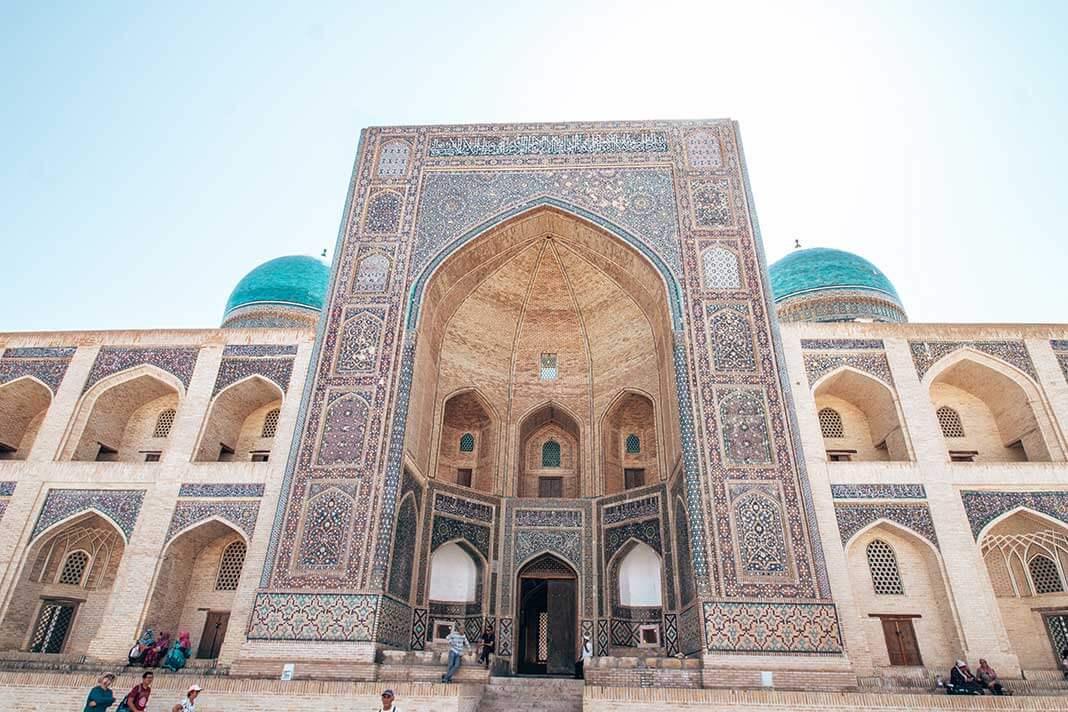 Madrasa Mir i Arab