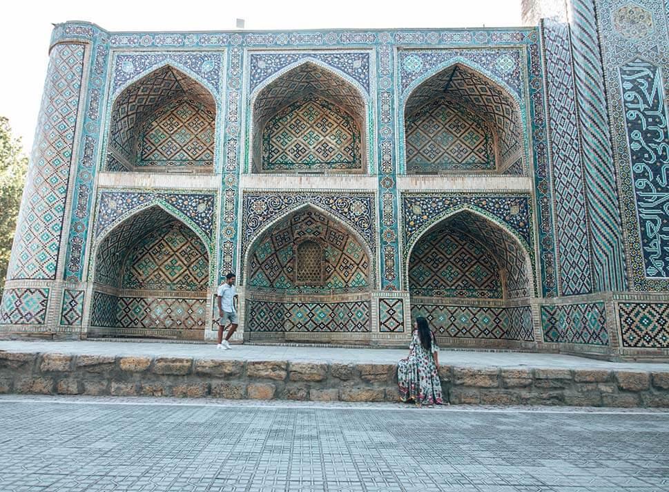 Madrasa Nadir Divan Begi