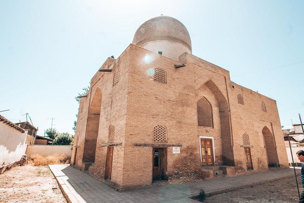 Mausoleo Aksaray Samarcanda