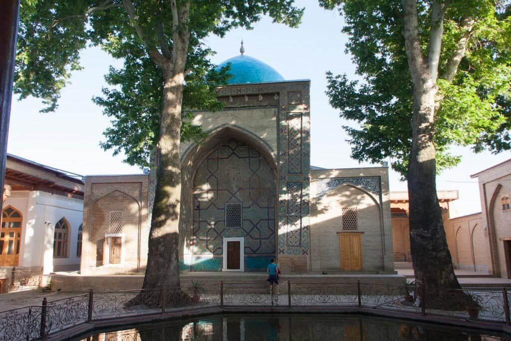 Mausoleo Khodzha