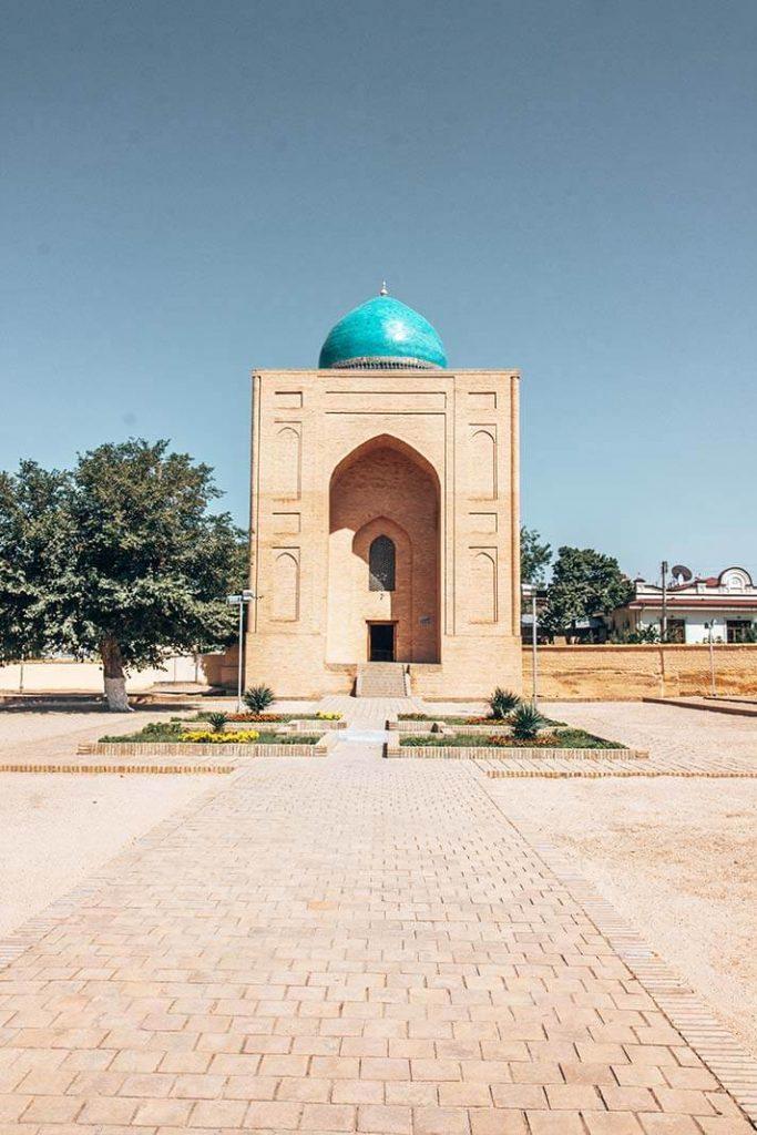 Mezquita Bibi Khanym Samarcanda