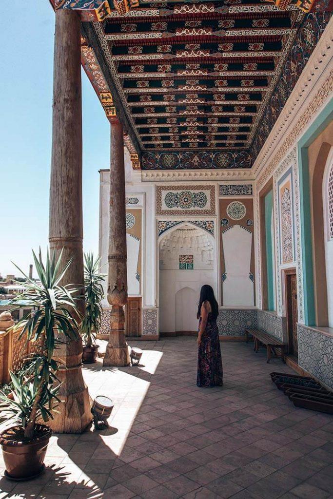 Mezquita Hazrat Khizr Samarcanda