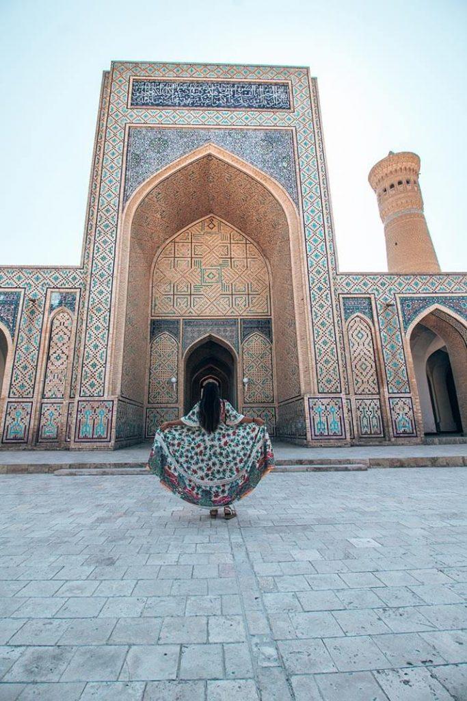 Mezquita Kalan