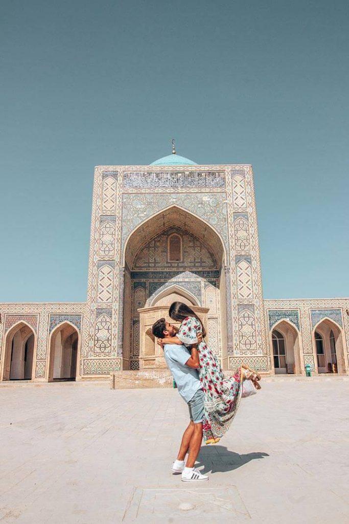 Mezquita Kalan Bujara