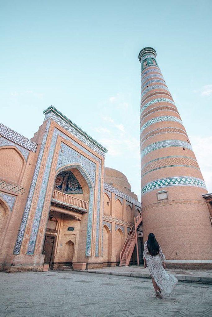 Minarete Islam Khoja Jiva