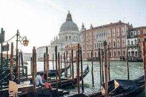 Muelle Palacio Gritti Venecia
