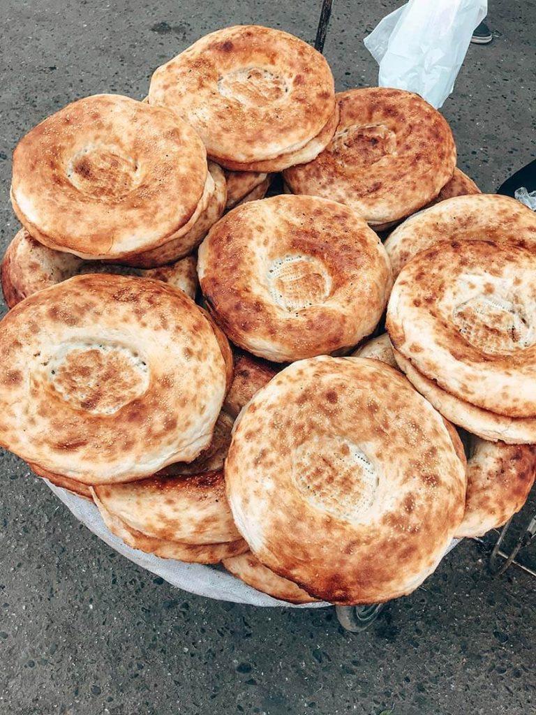 Pan lepyoshka uzbekistan