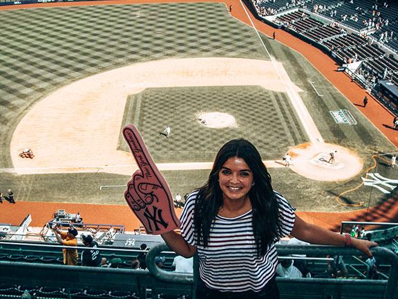 Partido Yankees Nueva York