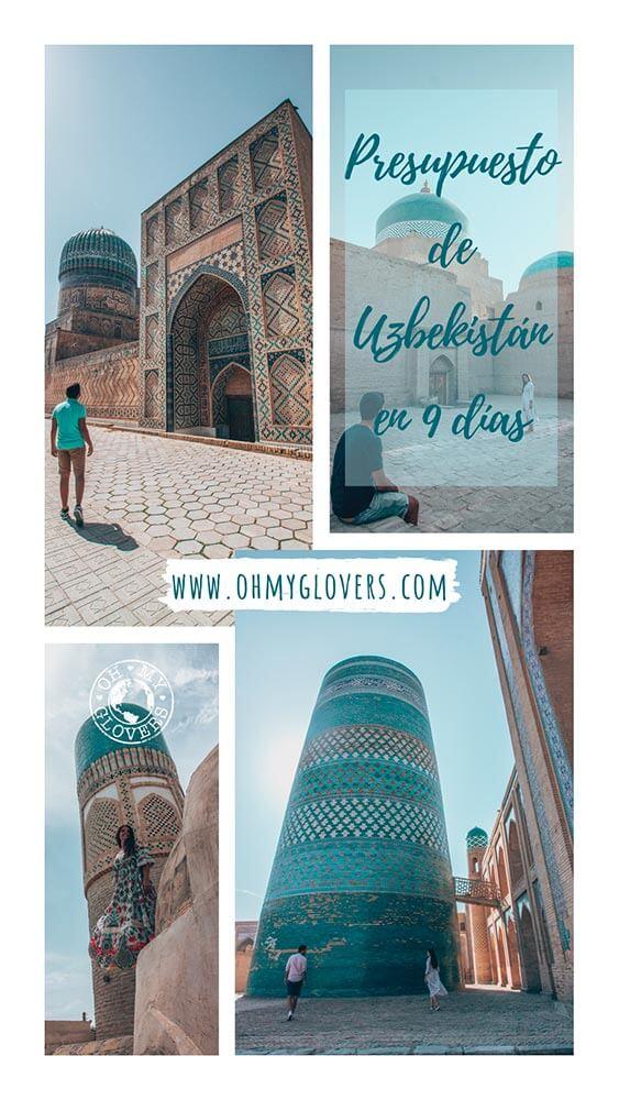 Presupuesto de Uzbekistán en 9 días