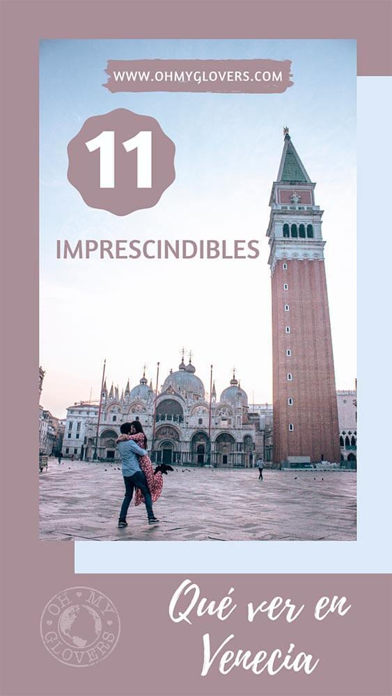 Qué ver en Venecia imprescindibles