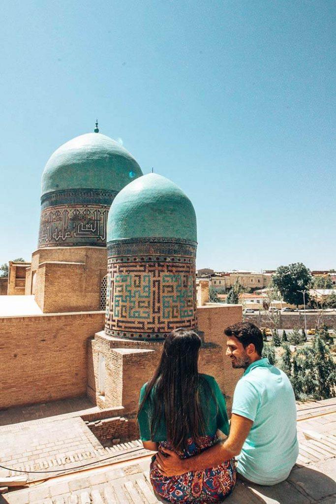 Shah i Zinda Samarcanda