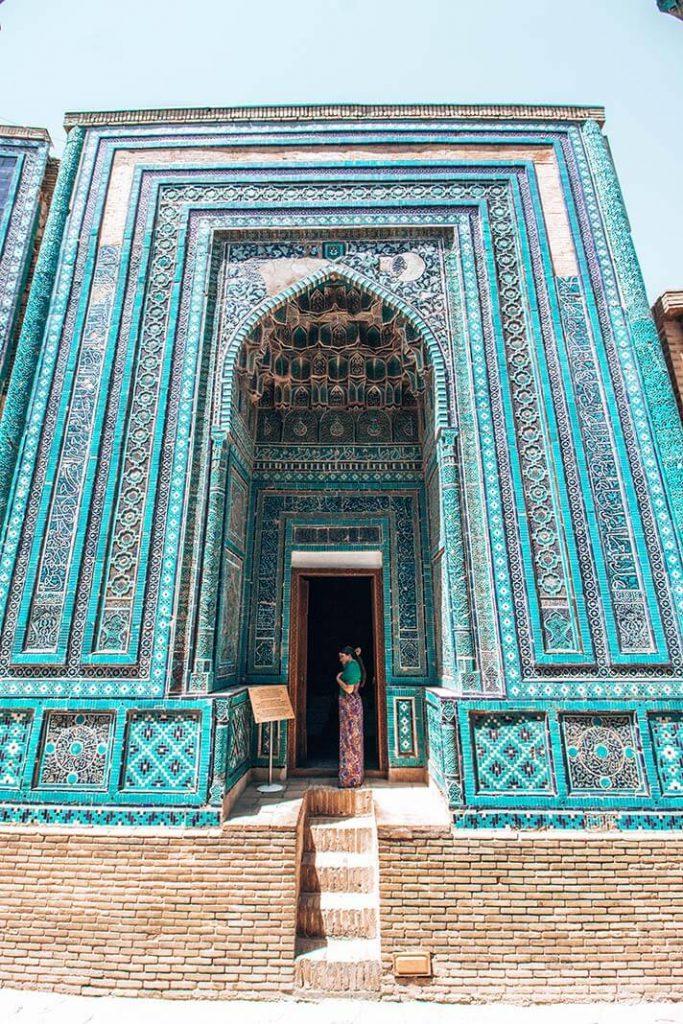 Shah i Zinda Uzbekistan