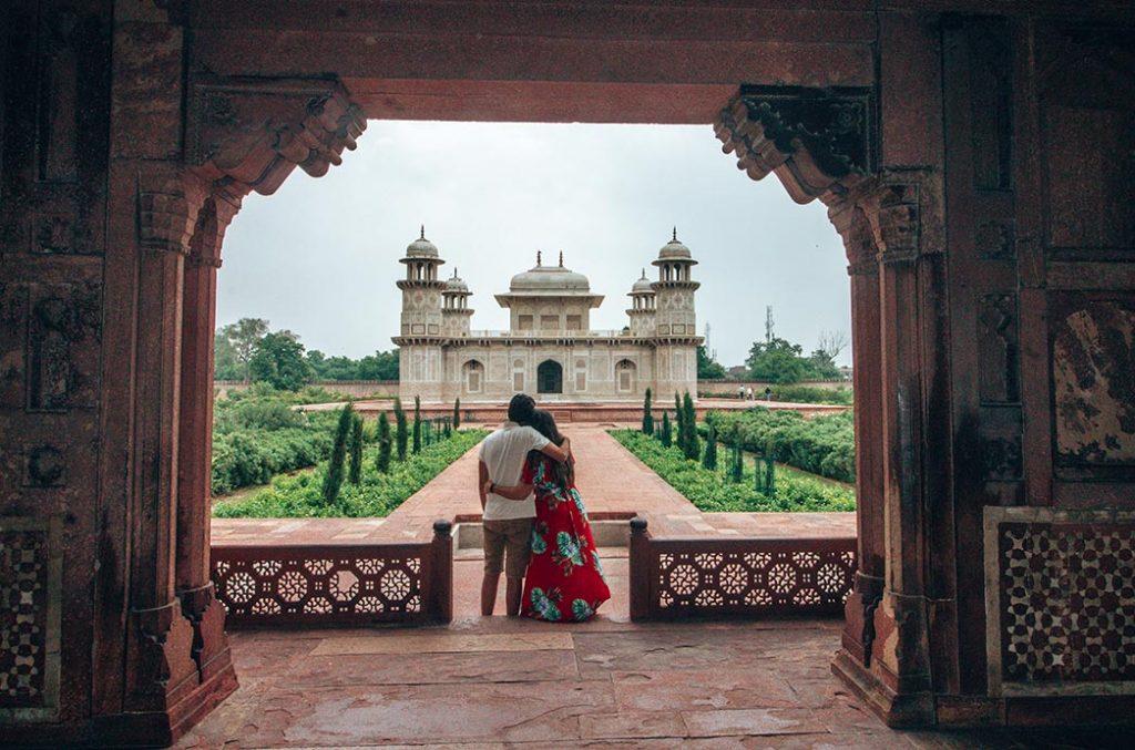 Baby Taj en Agra, India