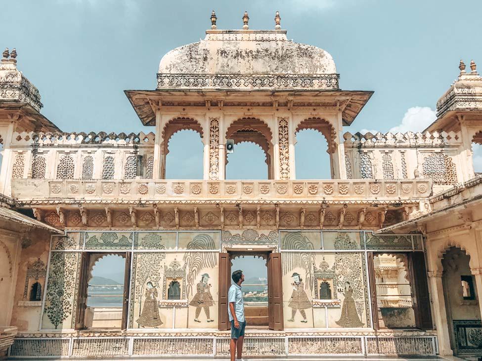 City Palace en Udaipur