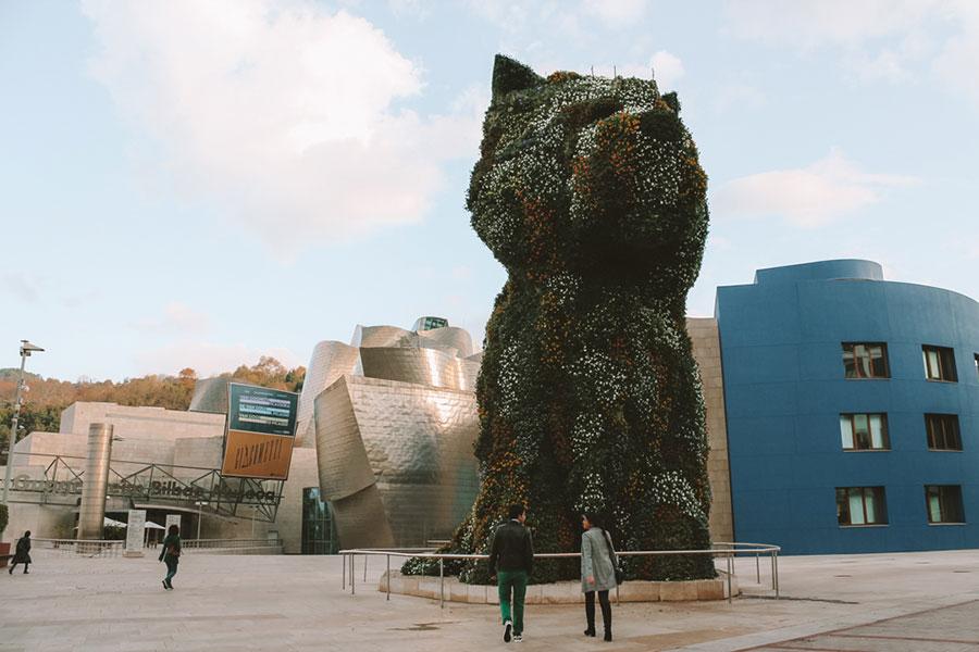 Puppy de Bilbao