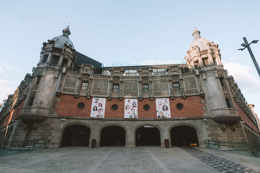 La Alhondiga de Bilbao